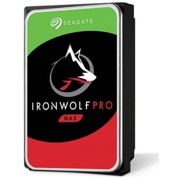 "Seagate IronWolf Pro NAS 6TB ST6000NE000 3.5"" Internal SATA3 7200rpm 256MB Cache 6Gb/s 5 Year wty 1"