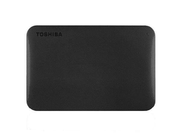 "Toshiba 2TB Canvio Ready Portable 2.5"" USB 3.0 External HDD - Black 1"