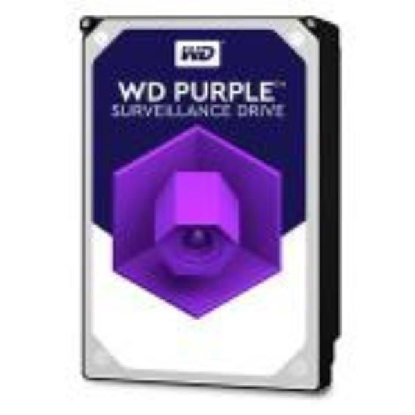 "WD HDD 3.5"" Internal SATA 10TB Purple, 7200 RPM, 3 Year Warranty - WD102PURZ 1"