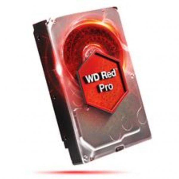 "WD HDD 3.5"" Internal SATA 2TB Red Pro, 7200 RPM, 5 Year Limited Warranty 1"