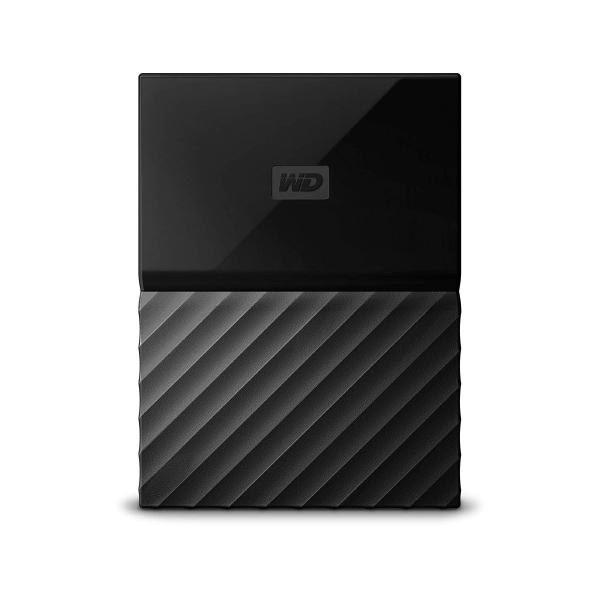 WD WDBYFT0040BBK My Passport 4TB USB3.0 Portable Hard Drive- Black - Warranty 3 Years 1