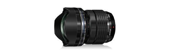 Olympus M.ZUIKO PRO7-14mm F2.8 PRO Lens 1