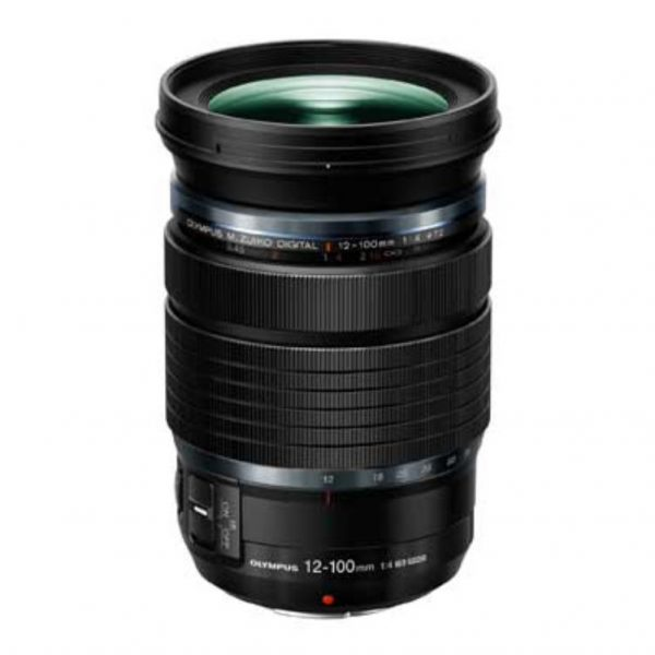 Olympus EZ-M1210 PRO 12-100MM F4.0 LENS BLACK - Early November 1
