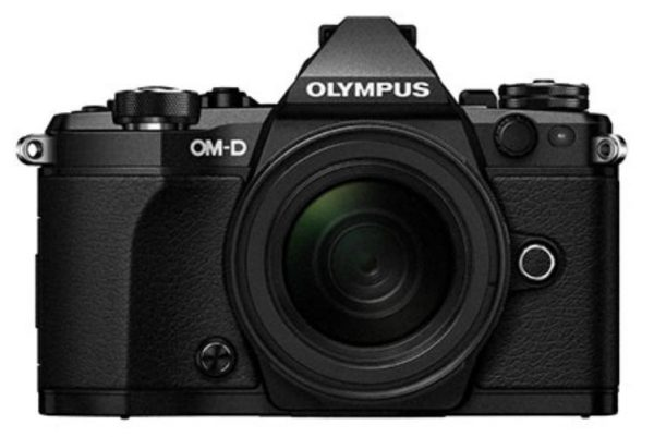 OM-D E-M5 Mark II Body Only  - Black Body - 16.1MP Micro Four Thirds interchangeable lens system camera 1