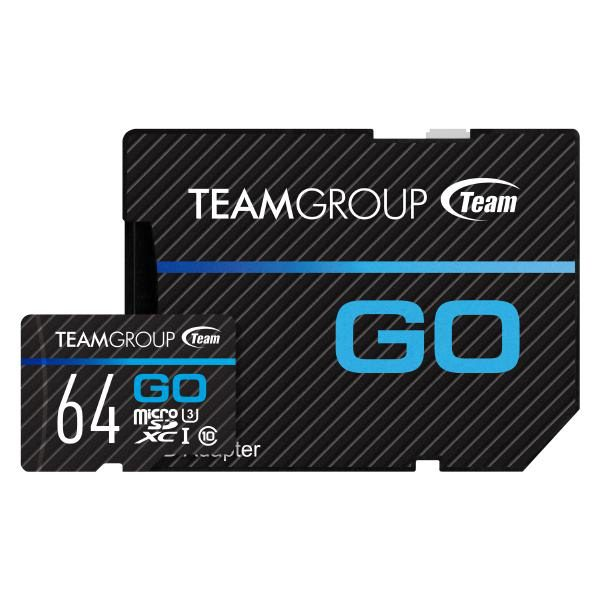 Team GO Card 64GB Micro SD Card 1