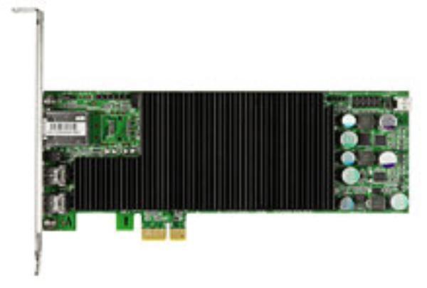 Leadtek Tera 2 2220 host card RJ45 (Copper) 1