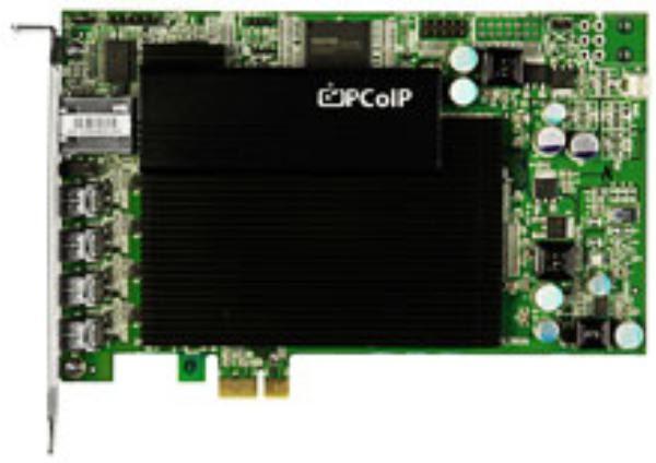 Leadtek Tera 2 2240 host card RJ45 (Copper) 1