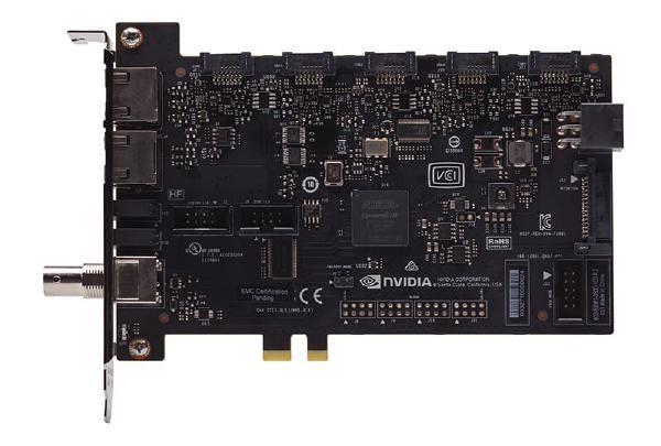 Leadtek Quadro Sync II Pascal Board for GV100, GP100, P6000, P5000, P4000 1