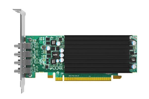Matrox C-Series C420 LP PCIe x16 Quad-Output Graphics Card (4GB) 1