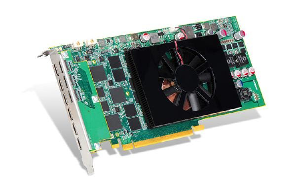 Matrox C Series C900 PCIe x16 Nine-Output Graphics Card 1