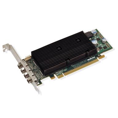 Matrox M9148 LP PCIe x16 1