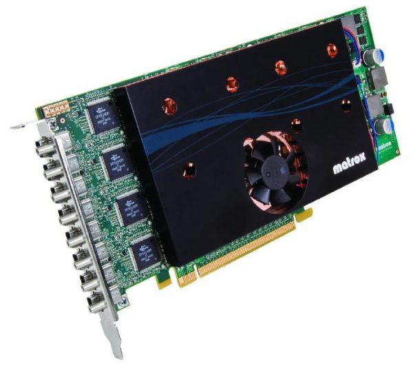 Matrox M9188 PCIe x16 1