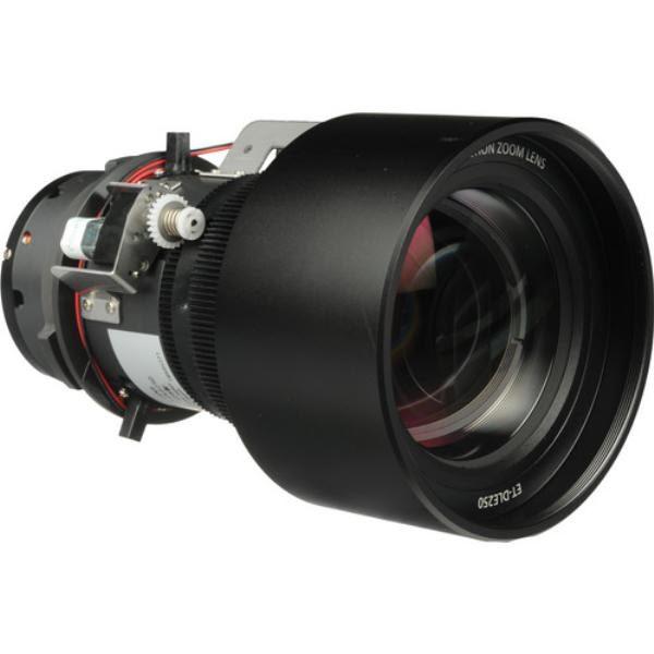 Panasonic ET-DLE250 Standard Zoom 33.9 mm - 53.2 mm lens 1