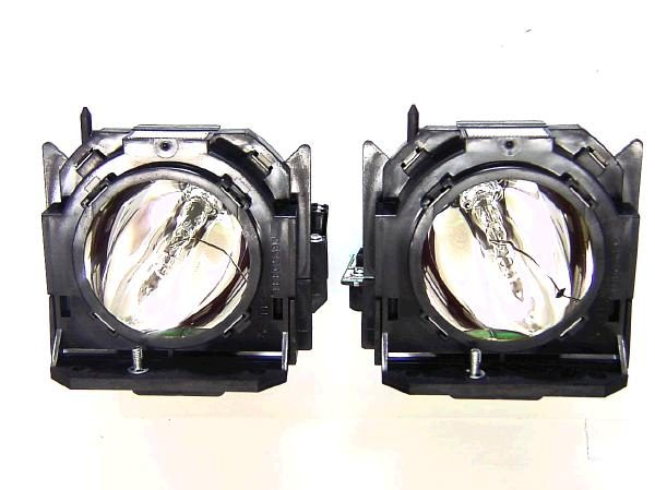Panasonic ET-LAD60AW Replacement Lamp (2 lamps) 1