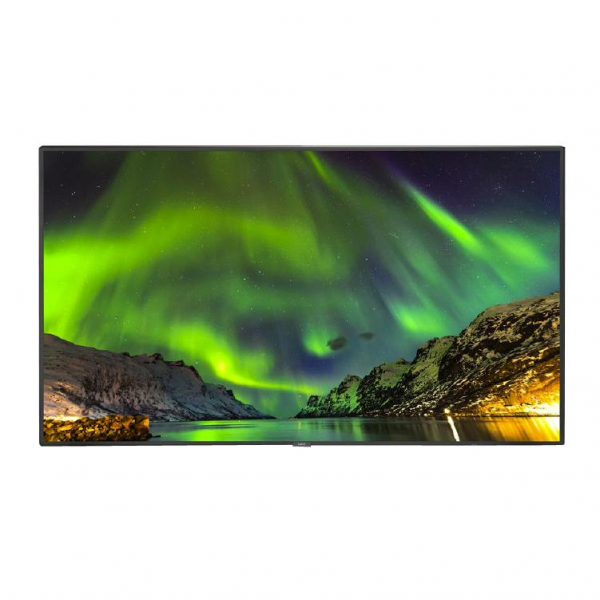 "NEC 65"" C651Q LED 4K UHD Commercial-Grade/ 24/7 Usage/ 16:9/ 3840 x 2160/ 60 Hz/ HDMI, DisplayPort/ Speakers/OPS Expandable 1"