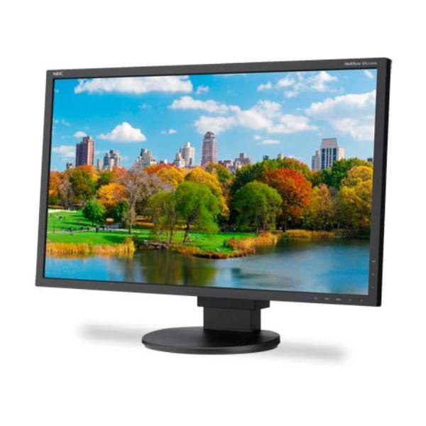 """NEC EA223WM-BK LED / 22""""/ 16:10/ 1680 x 1050/ 1000:1/ 5ms/ TN Panel/ VGA,DVI, DP/ Speakers/ HAS 3"""