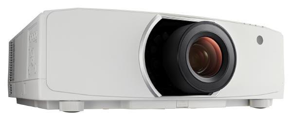 NEC PA653UG LCD Projector/ WUXGA/ 6500ANSI/ 8000:1/ HDMI, DP, HDBase T/ 3D Ready 1