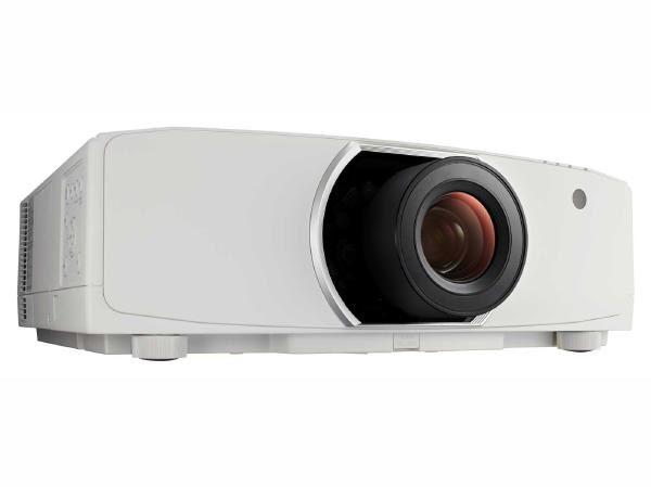NEC PA803UG LCD Projector/ WUXGA/ 8000ANSI/ 10000:1/ HDMI, DP, HDBase T/ 3D Ready 1