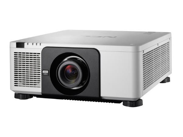 NEC PX803UL DLP Laser Projector/ WUXGA/ 8000ANSI/ 10000:1/ HDMI/ 20W x1/ HDBaseT / Option lens 1
