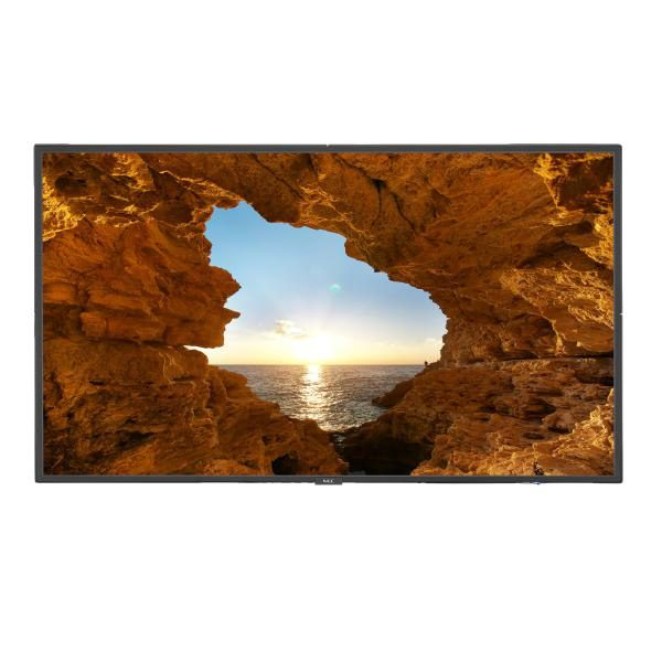 "NEC 48"" V484  LED Display/ 24/7 Usage/ 16:9/ 1920 x 1080/ 4000:1/ S-PVA Panel/ VGA,DVI, HDMI, DP/ Speakers/ Optional OPS 1"