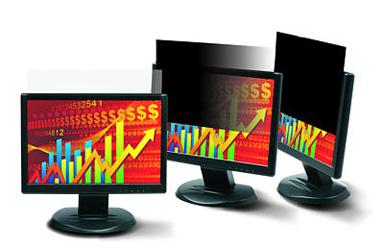 "3M PF27.0W9 Privacy Filter for 27"" Widescreen Desktop LCD Monitors (16:9) 1"