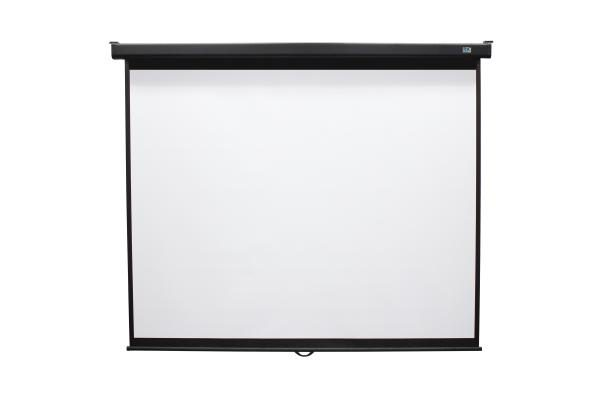 2C711 Manual Pull Down - Image size 1520mm x 1520mm (1:1) - Black casing 1