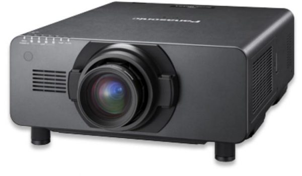 Panasonic PT-DS20K2E SXGA+ 20,000 Lumen Quad Lamp 3-Chip DLP Projector 1