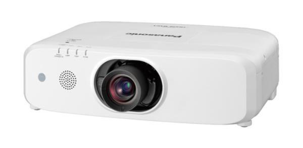 Panasonic EW650E - Venue, 3LCD, 5800 Lumens, WXGA, DP / HDMI / DVI-D / VGA / VIDEO IN, LAN Control, DIGITAL LINK (HDBaseT) 1