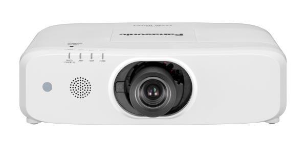 Panasonic EZ590E - Venue, 3LCD, 5400 Lumens, WUXGA, DP / HDMI / DVI-D / VGA / VIDEO IN, LAN Control, DIGITAL LINK (HDBaseT) 1