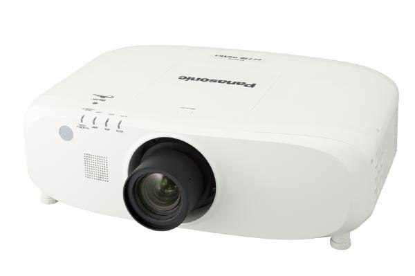 Panasonic EZ770ZE - Venue, 3LCD, 6500 Lumens, WUXGA, DP / HDMI / DVI-D / VGA / VIDEO IN, LAN Control, DIGITAL LINK (HDBaseT) 1