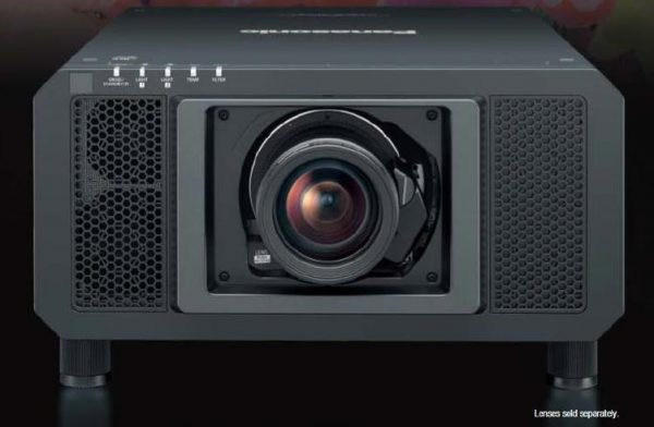 Panasonic PT-RZ11KE Install Laser 12000Lumen, 3chp DLP, WUXGA, DigitalLink, 24x7 Install Projector 1