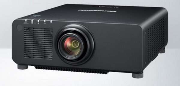 Panasonic PT-RX110BE Venue, 10400-Lumen, XGA, DLP Projector with Standard Lens 1