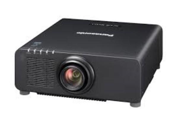 Panasonic PT-RZ120BE WUXGA 12,500 ANSI Lumen Laser Projector 1