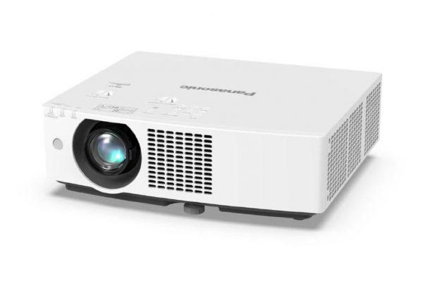 Panasonic PT-VMZ60 LCD Laser Portable Projector, 6000 Lumens, WUXGA (1920 x 1200), 3000000:1, HDMI, VIDEO IN 1