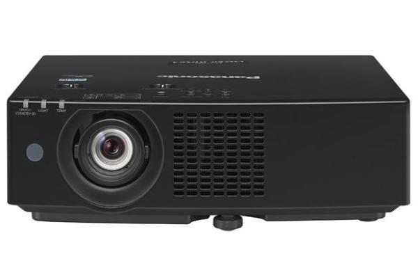 Panasonic PT-VMZ60B LCD Laser Portable Projector, 6000 Lumens, WUXGA (1920 x 1200), 3000000:1, HDMI, VIDEO IN (Black) 1