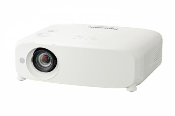 Panasonic PT-VW540 Business Projector 5500 Lumens, WXGA resolution. Vertical & Horizontal Keystone. HDMI 1