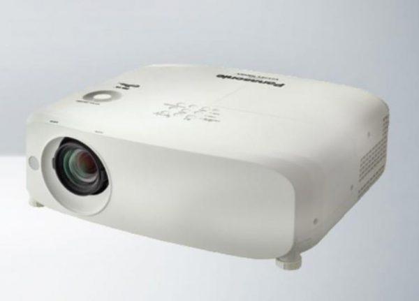 Panasonic PT-VW545N Projector, 5500 Lumens, WXGA Resolution, Wi-Fi 1