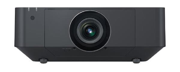 Sony VPLFHZ75B, Laser, 16:10 WUXGA, 3LCD, Large Venue, 6,500 Lumens, Wide Lens Shift, Powered Z/Lens, 3 Year Waranty - Black 1