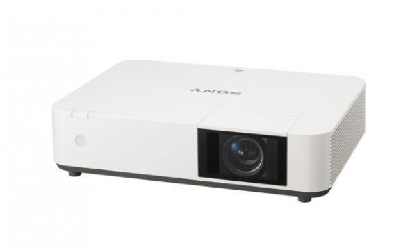 Sony PHZ11- Venue, Laser, 5000 Lumens/3LCD/ WUXGA, HDMI / VGA / 2 x USB (Type A& B) / RS-232 / VIDEO IN, LAN Control,HDBASE T, (White) 1