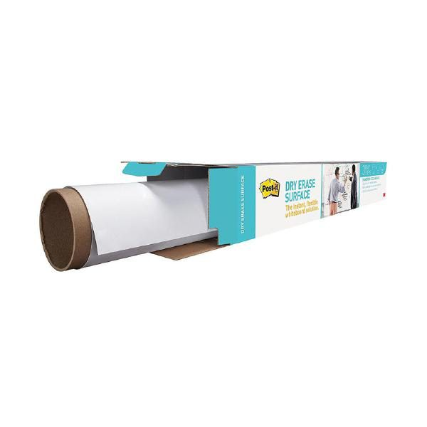 3M Post-it Dry Erase Surface, 2400mm x 1200mm 1