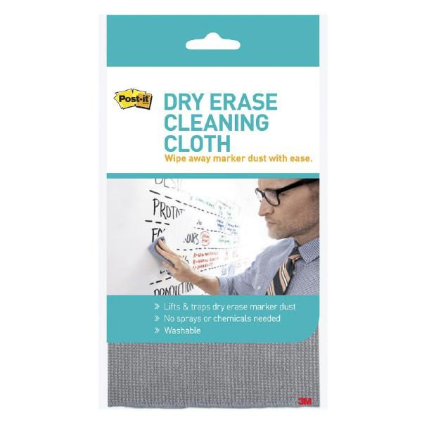 3M Post-it Dry Erase Cleaning Cloth 1
