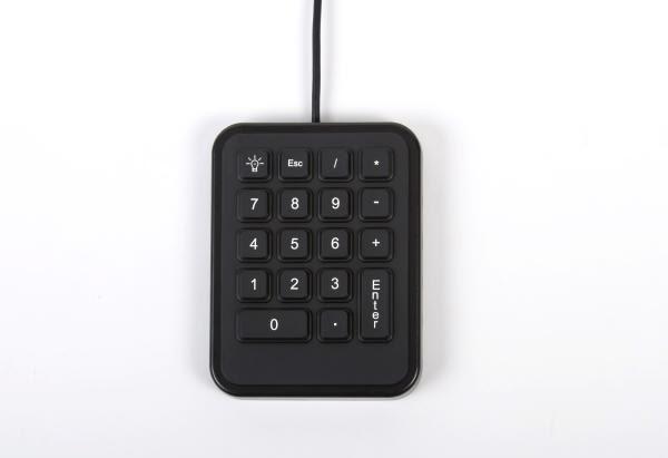 iKey IK-18-USB Rugged Mobile Numeric Pad (USB) 1