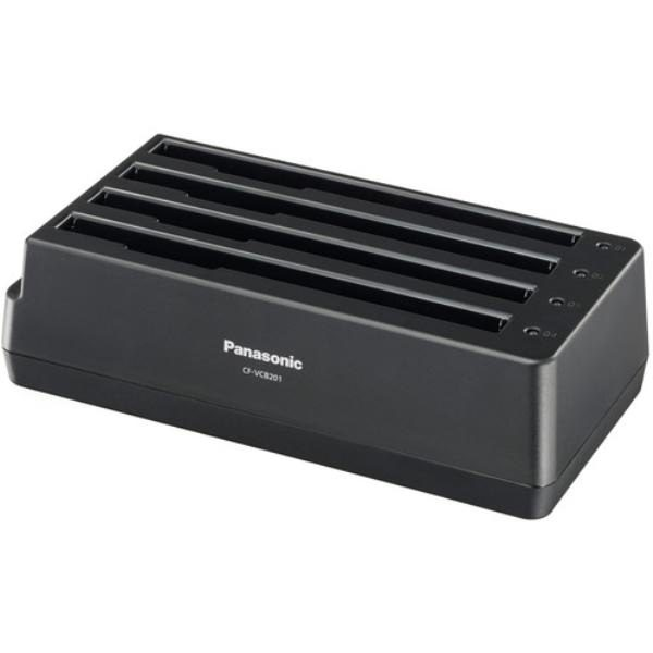 Panasonic 4-Bay Battery Charger for CF-20 & FZ-A2 1