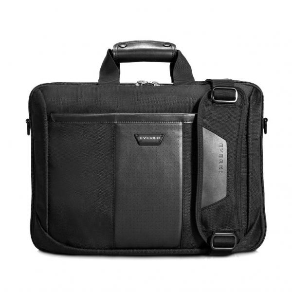 "Everki 17.3"" Versa Checkpoint Friendly Briefcase 1"