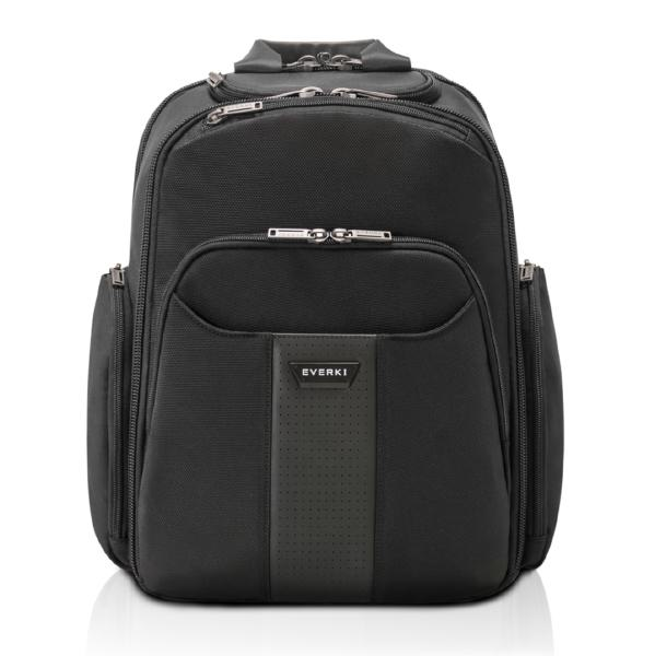 EVERKI Versa 2 Premium Travel Friendly Laptop Backpack, up to 14.1-Inch /MacBook Pro 15 (EKP127B) 1