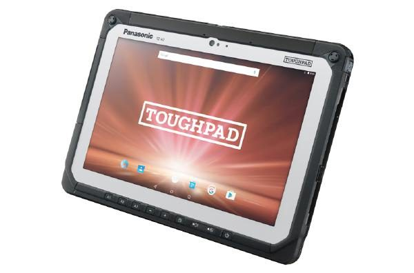 """Panasonic Toughpad FZ-A2 (10.1"""") Mk1 with 4G & 12 Point Satellite GPS - Android 6.0 1"""