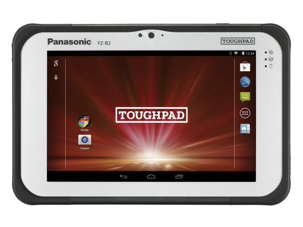 "Panasonic Toughpad FZ-B2 (7.0"") Mk1 1"