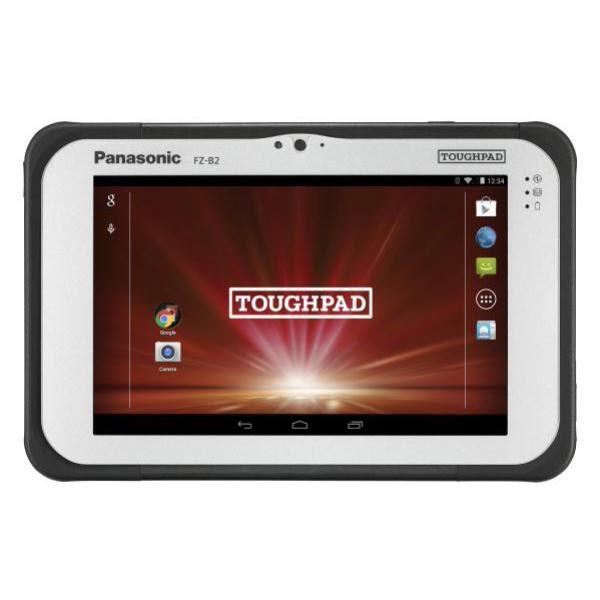 """(EX DEMO) Panasonic Toughpad FZ-B2 (7.0"""") Mk2 1"""