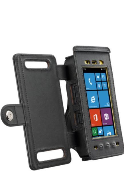 "Panasonic Toughpad FZ-E1 (5"") Mk1 with Barcode Reader & Hand Strap (ATEX Model) 1"