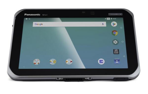 """Panasonic Toughbook FZ-L1 (7"""") Mk1 with 4G (Android) 1"""
